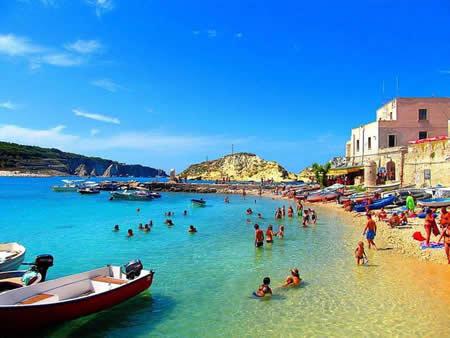 spiaggia isole tremiti